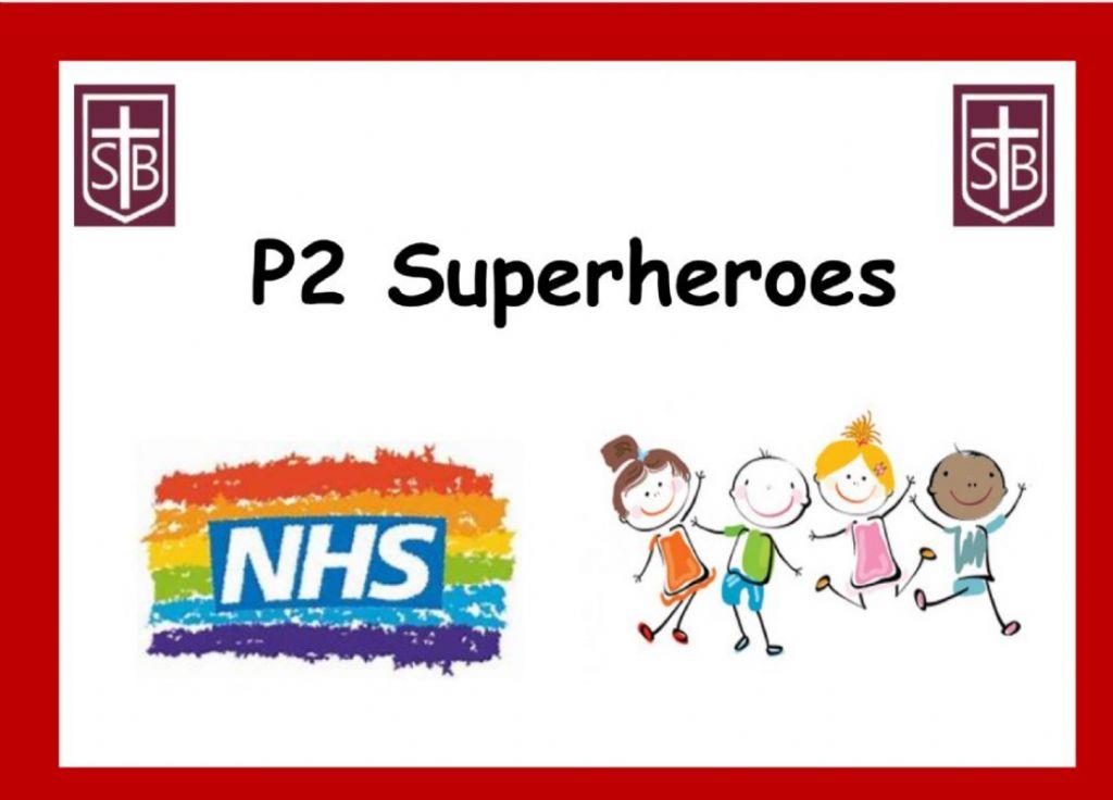 P2 Superheroes