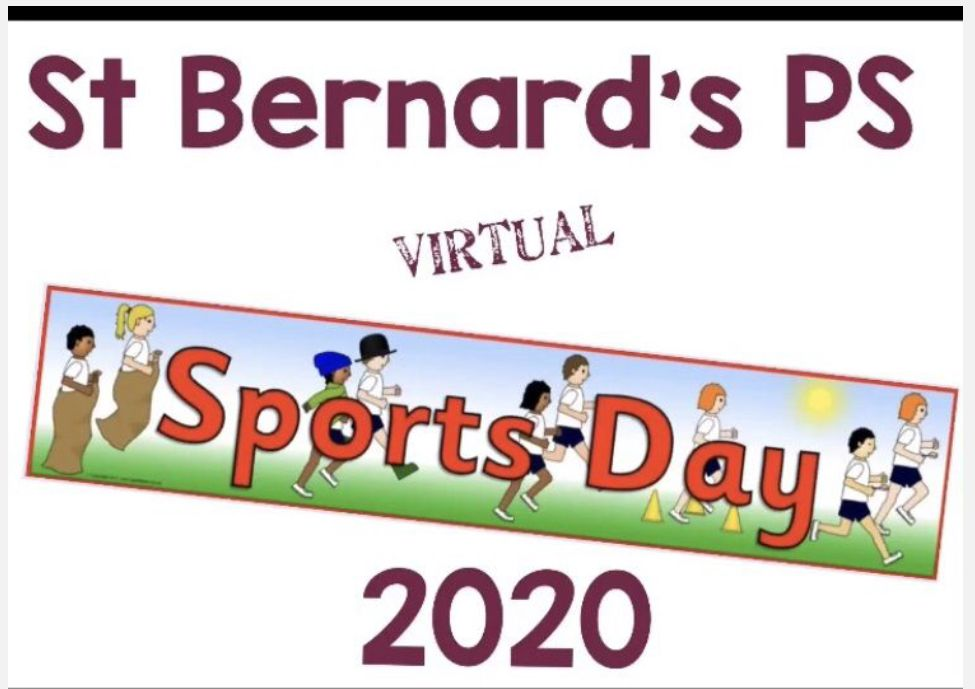 KS1 Virtual Sports Day 2020