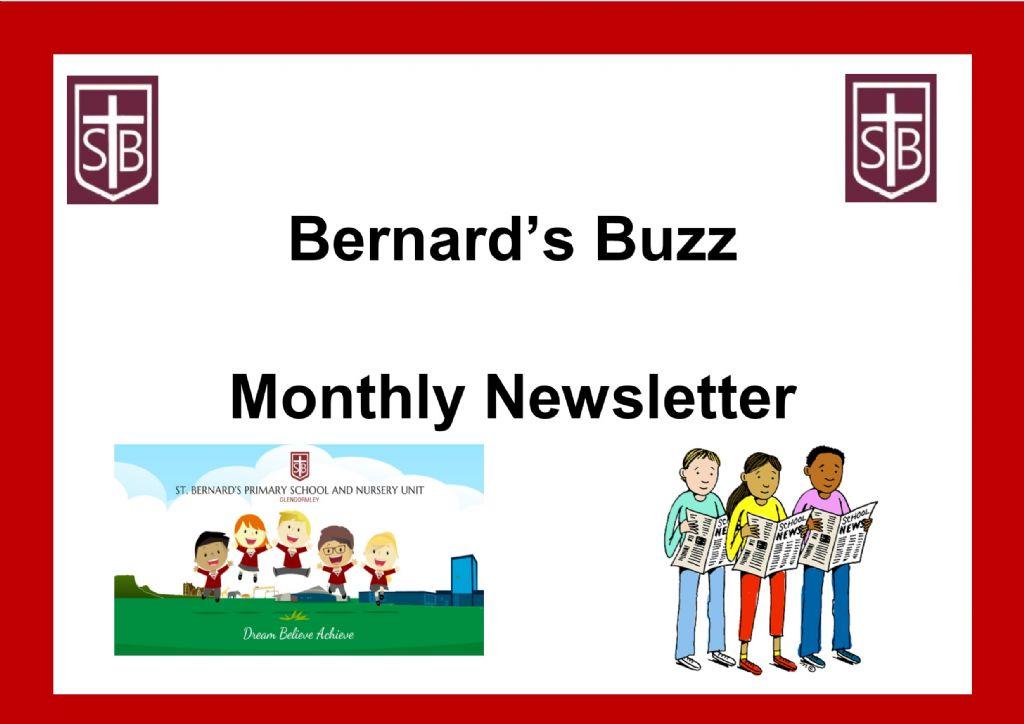 Bernard's Buzz April 2021