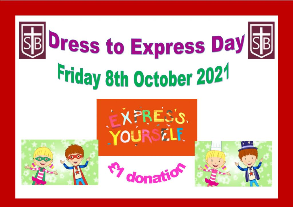 Dress to Express Day