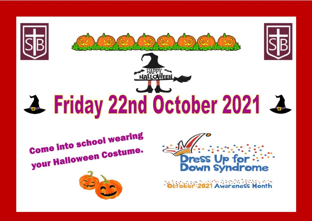 Dress up for Down Syndrome