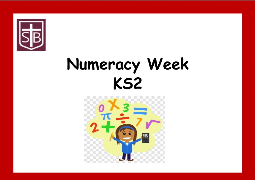Numeracy Week in KS2