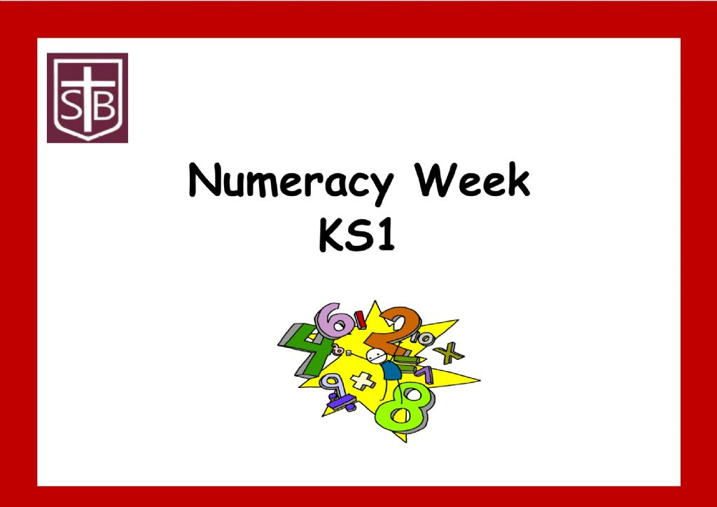 Numeracy Week in KS1