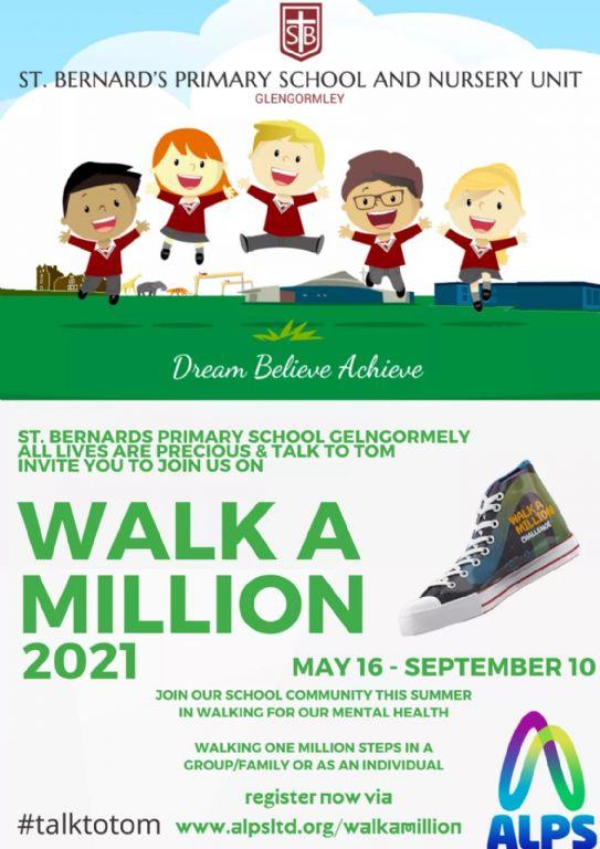 Walk a Million Challenge